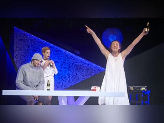 Семинар в Москве, 20 сентября 2020 г., Филиал Театра Пушкина
