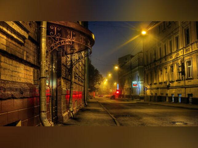 Аномальные и загадочные места Москвы в Москве, 1 ноября 2020 г., Фэнтази Вэй