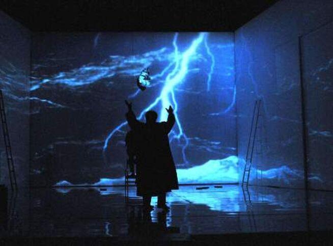 Буря в Москве, 25 сентября 2020 г., Московский Театр Et Cetera