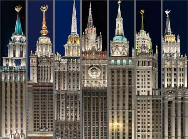 Тайны и легенды Московских пирамид в Москве, 4 ноября 2020 г., Фэнтази Вэй