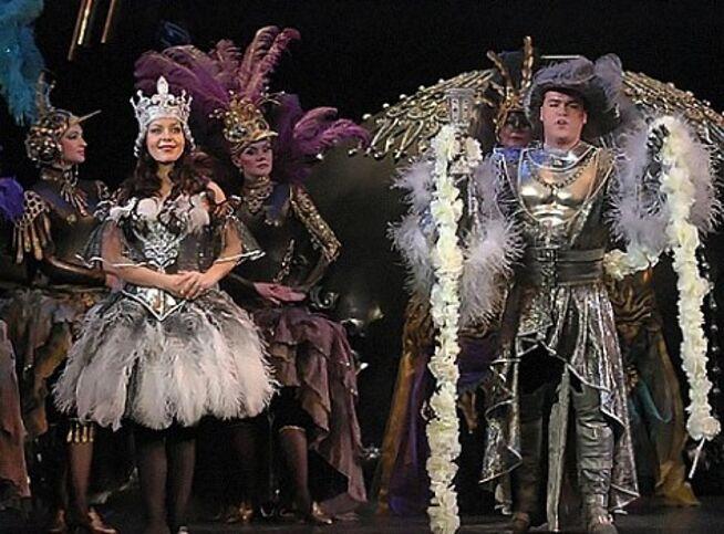 Любовный напиток в Москве, 16 сентября 2020 г., Театр «Новая Опера»