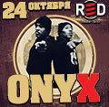 Концерт Onyx
